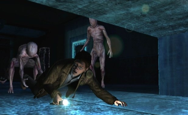 Silent Hill: Shattered Memories (PSP) Review 2
