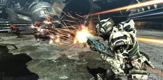 Vanquish (PS3) Review 1