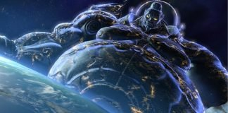 Earth and sky come together in the latest Asura's Wrath trailer - 2011-04-12 20:39:41