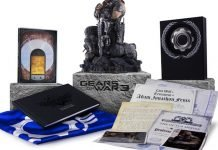 "Gear of War 3 Limited Edition writes a ""Last Will and Testement"" - 2011-05-16 14:39:06"