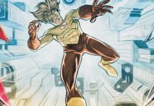 Flashpoint: Kid Flash Lost #2 Review 2