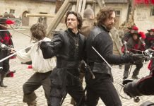 The Three Musketeers (Movie) Review 1