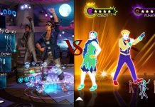 Dance Central 2 vs. Just Dance 3 - 2012-01-23 15:19:37