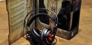 SteelSeries Diablo III Headset Review 1