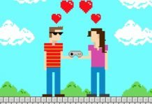 Info Graphic on Dating in the Gaming Community - 2012-11-09 15:32:34
