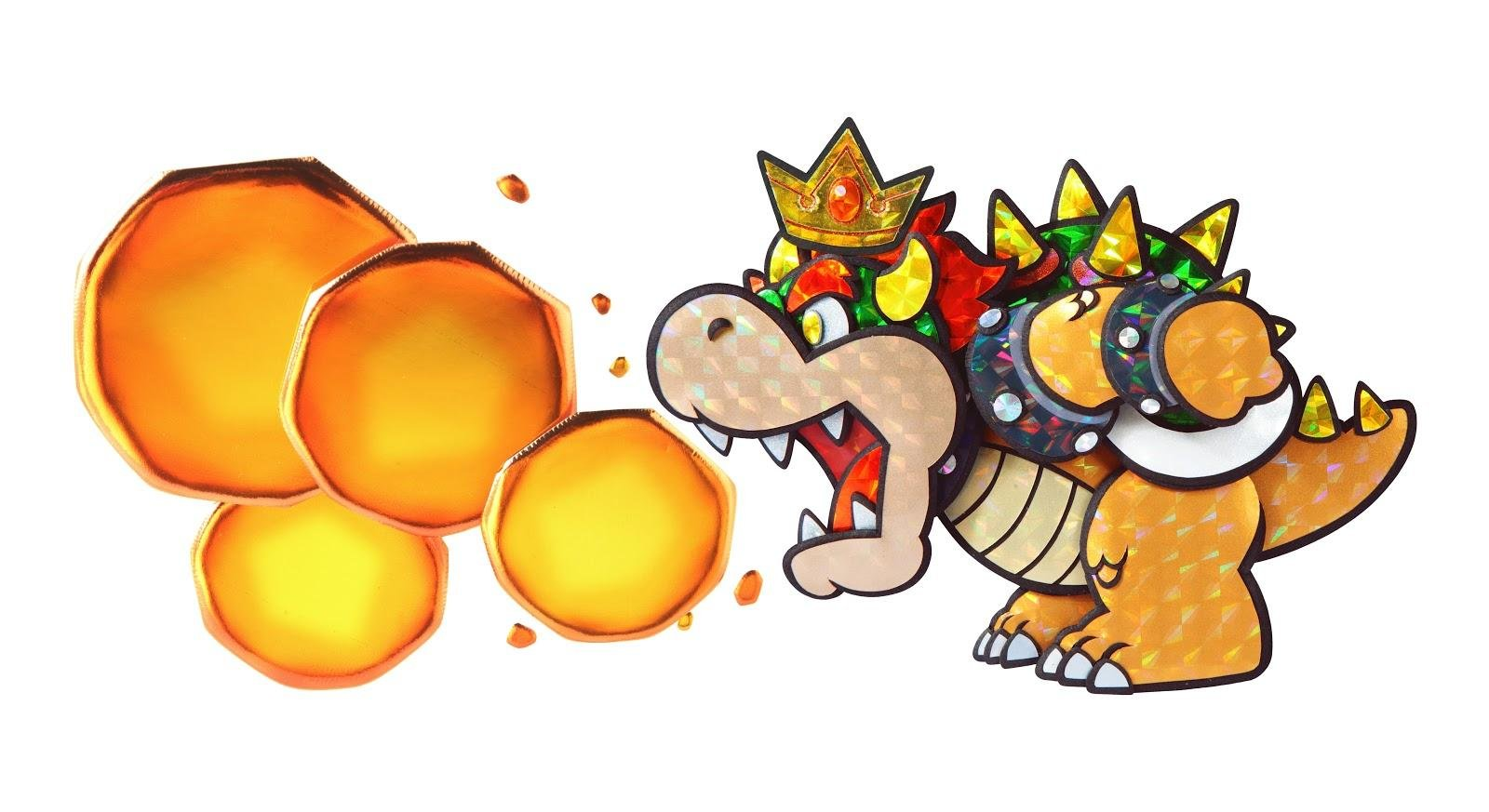 Paper Mario Sticker Star - Arte 6