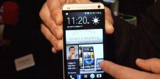 HTC ONE Review 1