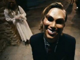 The Purge (Movie) Review 1