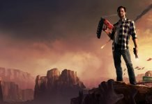 Alan Wake's American Nightmare (XBOX 360) Review 1