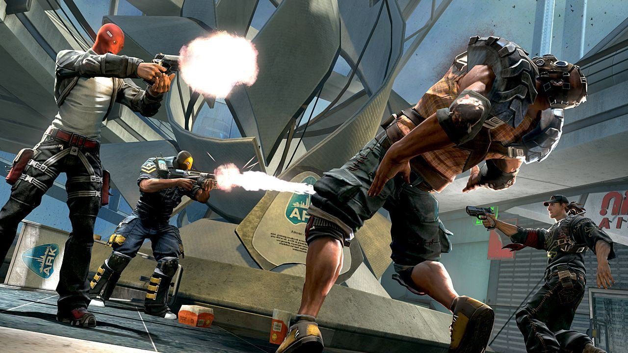 BRINK Review (XBOX 360) - 2013-07-14 19:02:53