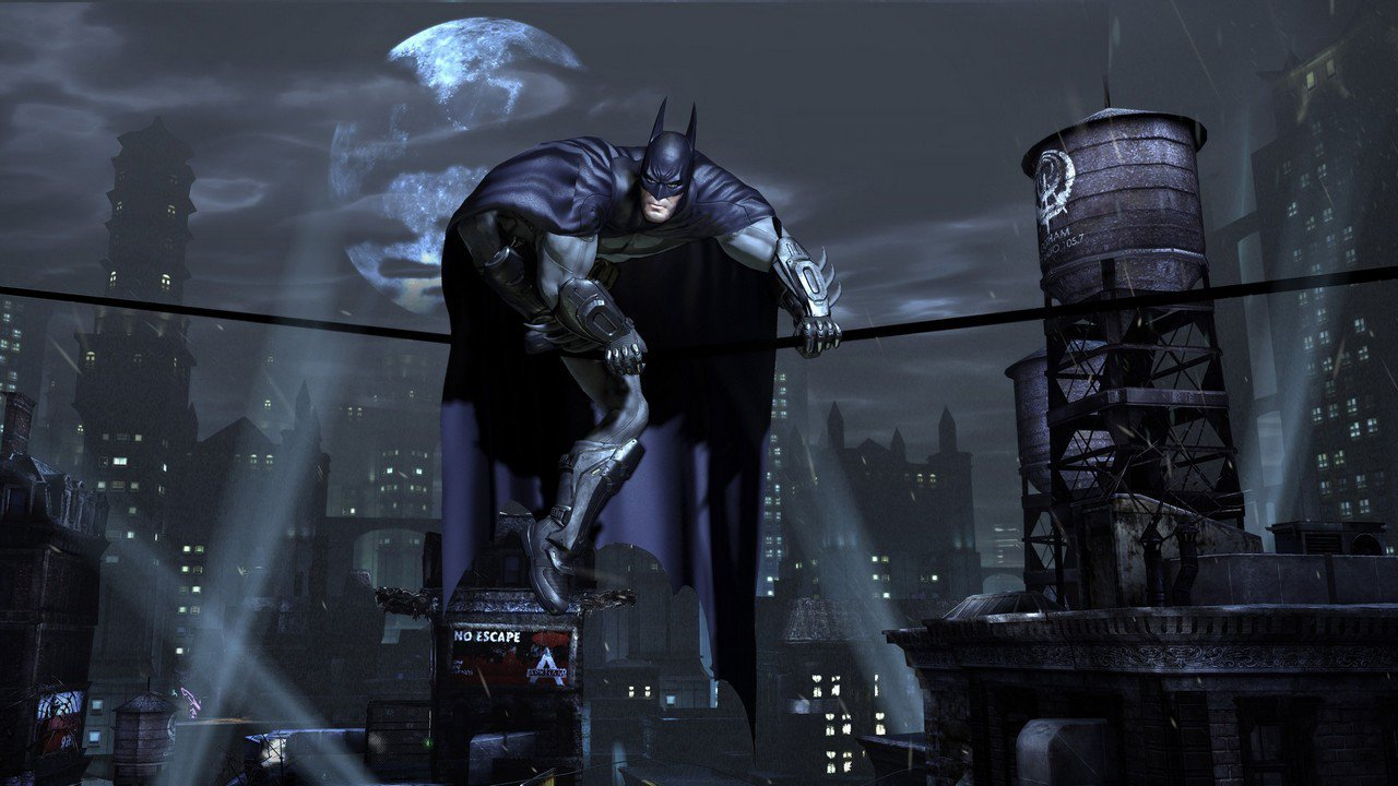 Batman Arkham HD Collection revealed