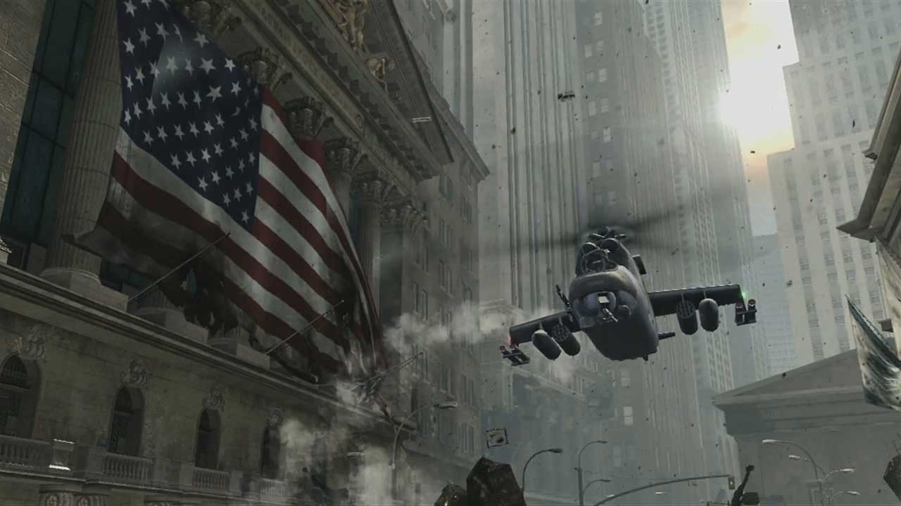 Call of Duty: Modern Warfare 3 (PS3) Review - 2013-07-14 18:09:43