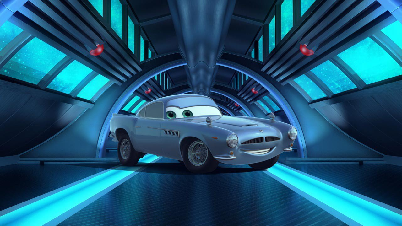 Cars 2 (XBOX 360) Review 1