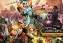 Dungeons & Dragons: Chronicles of Mystara (PS3) Review - 2013-07-11 10:35:22