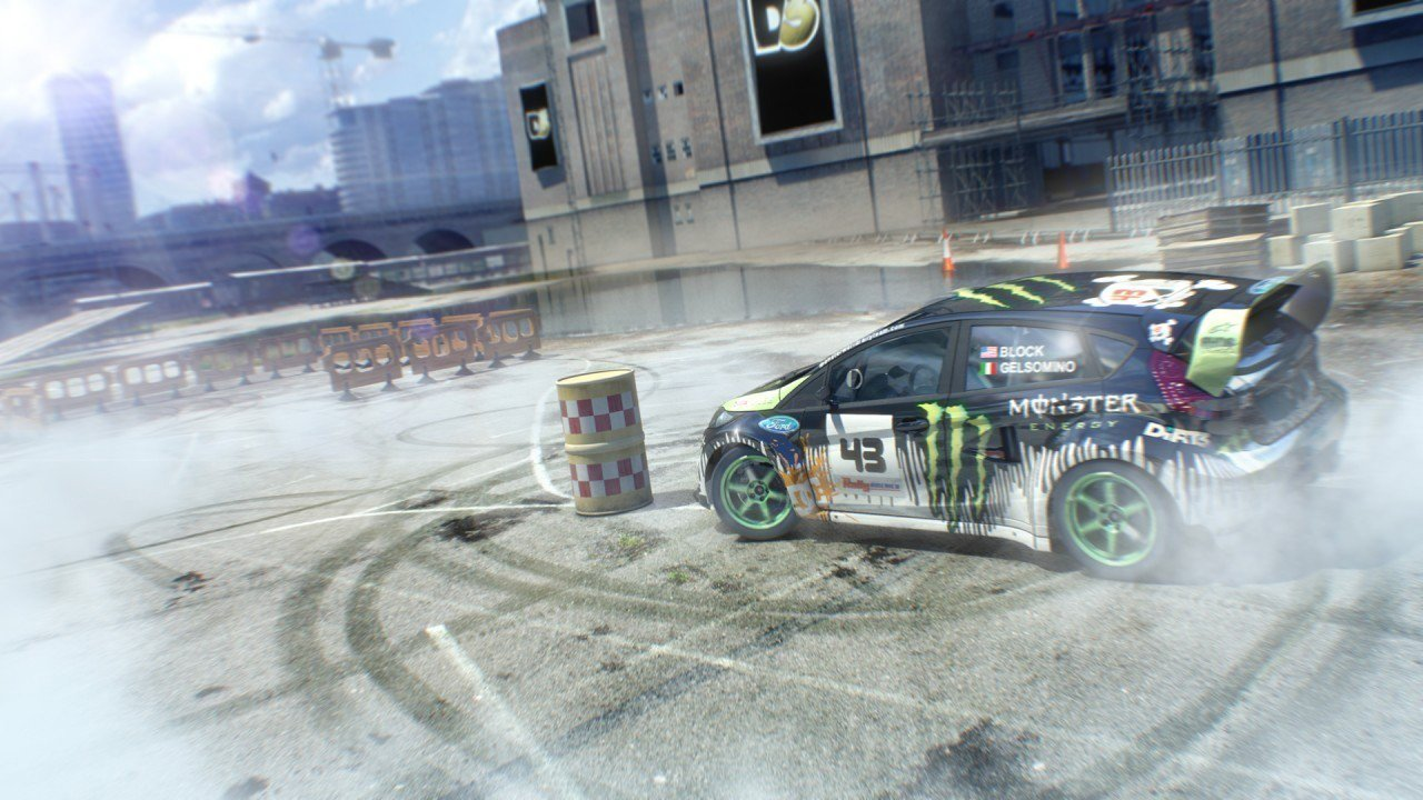 DiRT 3 (XBOX 360) Review 1