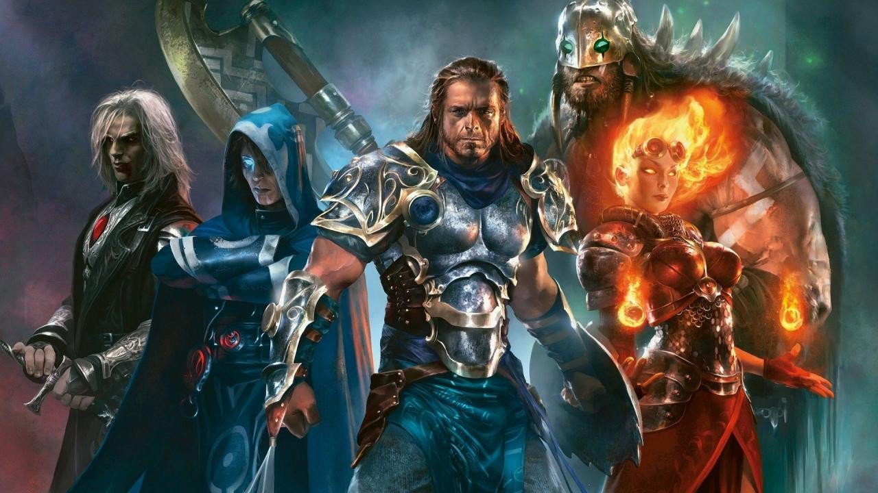 Duels of the Planeswalkers 2012 Review 1