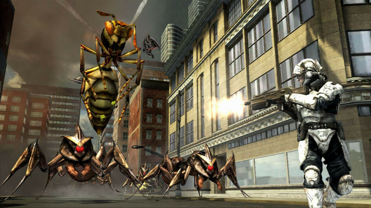 Earth Defense Force: Insect Armageddon (PS3) Review - 2013-07-14 18:48:57