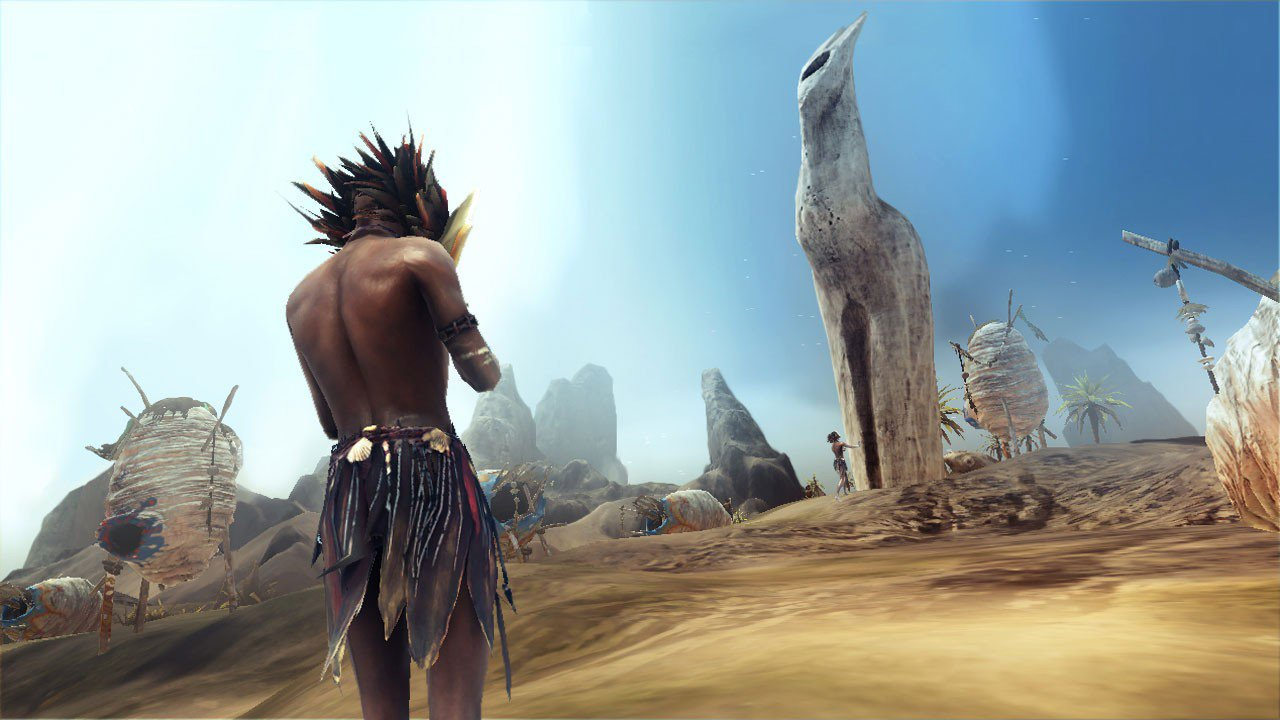 From Dust (XBOX 360) Review 1