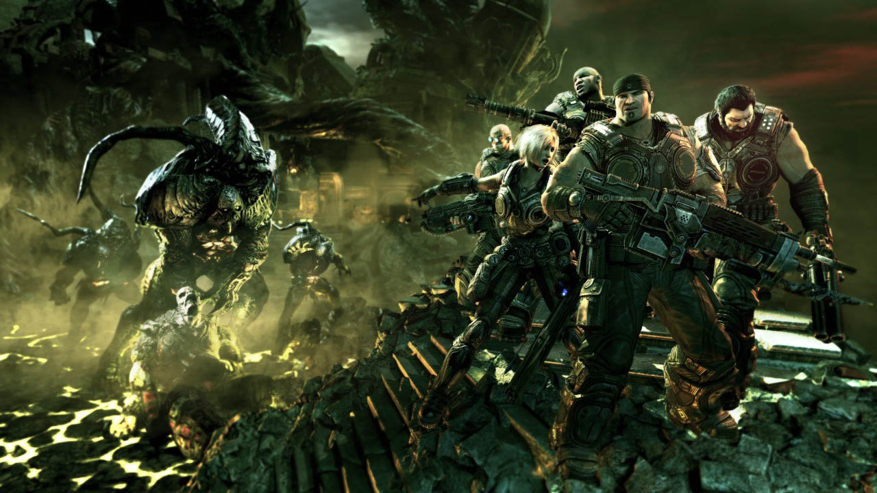 Gears of War 3 (XBOX 360) Review 1