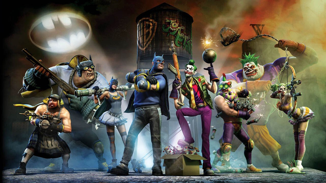 Gotham City Impostors (XBOX 360) Review 1