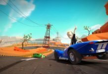 Kinect Joy Ride (XBOX 360) Review 1