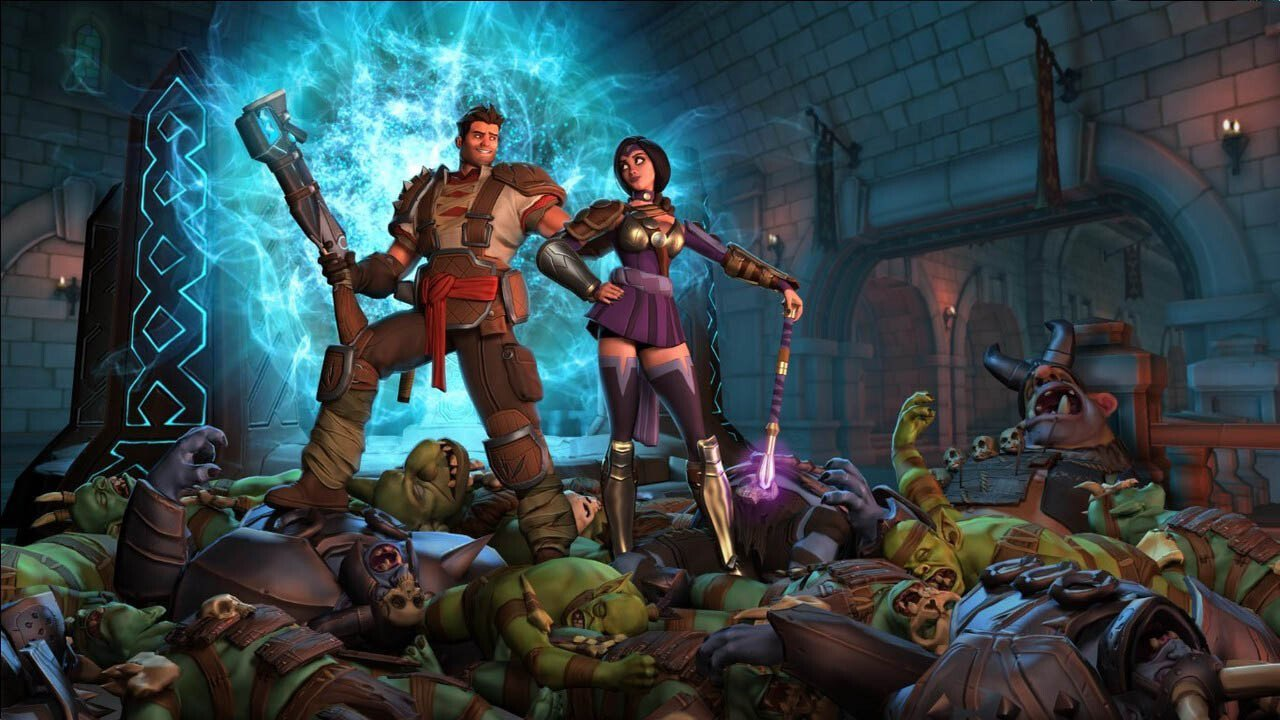 Orcs Must Die! (PC) Review - 2013-07-14 18:37:22