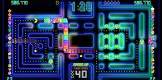 PAC-MAN Championship Edition DX (XBOX 360) Review 1