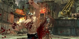Splatterhouse (XBOX 360) Review 1