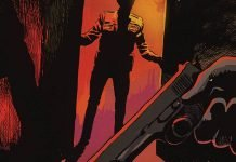 The Black Beetle in Night Shift #0 Review - 2013-07-13 18:34:08