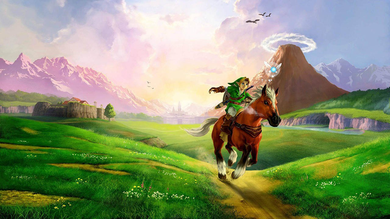The Legend of Zelda: Ocarina of Time 3D (3DS) Review - 2013-07-14 18:56:44