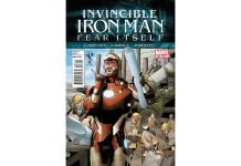 Invincible Iron Man #506 Review 1