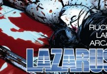 Lazarus #1 (Comic) Review - 2013-07-12 19:29:41
