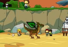 Scribblenauts Unlimited (Wii U) Review 1