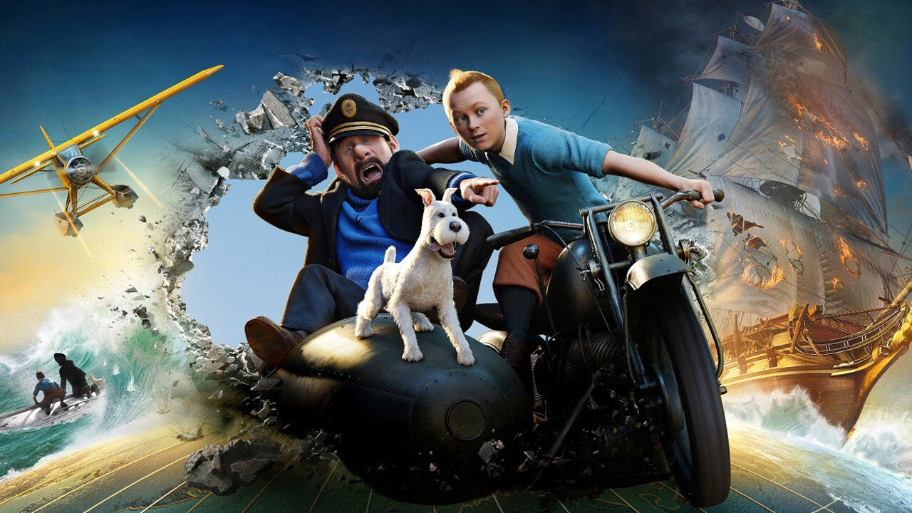 The Adventures of Tintin: The Secret of the Unicorn (PS3) Review 1