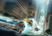 Wipeout 2048 (PS Vita) Review 1