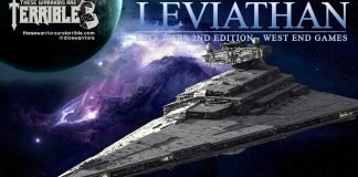 Star Wars: Leviathan - These Warriors Are Terrible