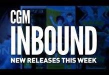 CGM Inbound October 7, 2013: New releases this week - 2015-02-01 15:39:18
