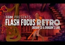Flash Focus Retro: Jaguar CD and Dragon's Lair - 2015-09-28 14:20:35