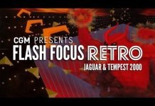 Flash Focus Retro: Atari Jaguar and Tempest 2000 - 2015-09-28 14:20:39