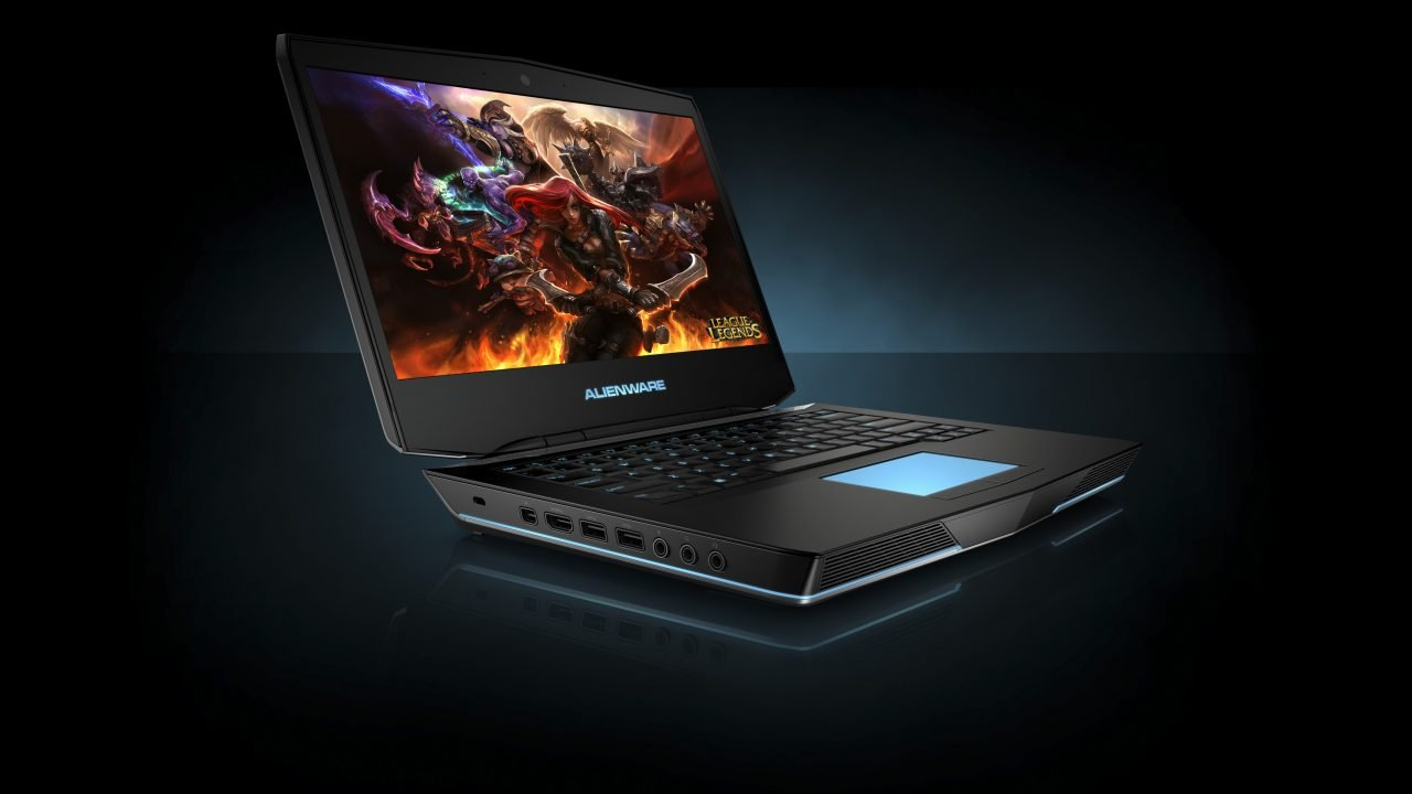 Alienware 14 Notebook - Beauty