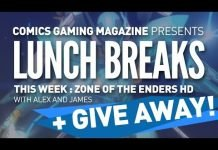 CGM Lunch Breaks: Zone of the Enders HD, + CONTEST! - 2015-02-01 15:27:43