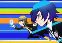 Persona Q Shows Off The Protagonists 2