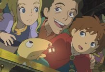 Ni no Kuni and Kids' Games: Simplicity without Patronizing