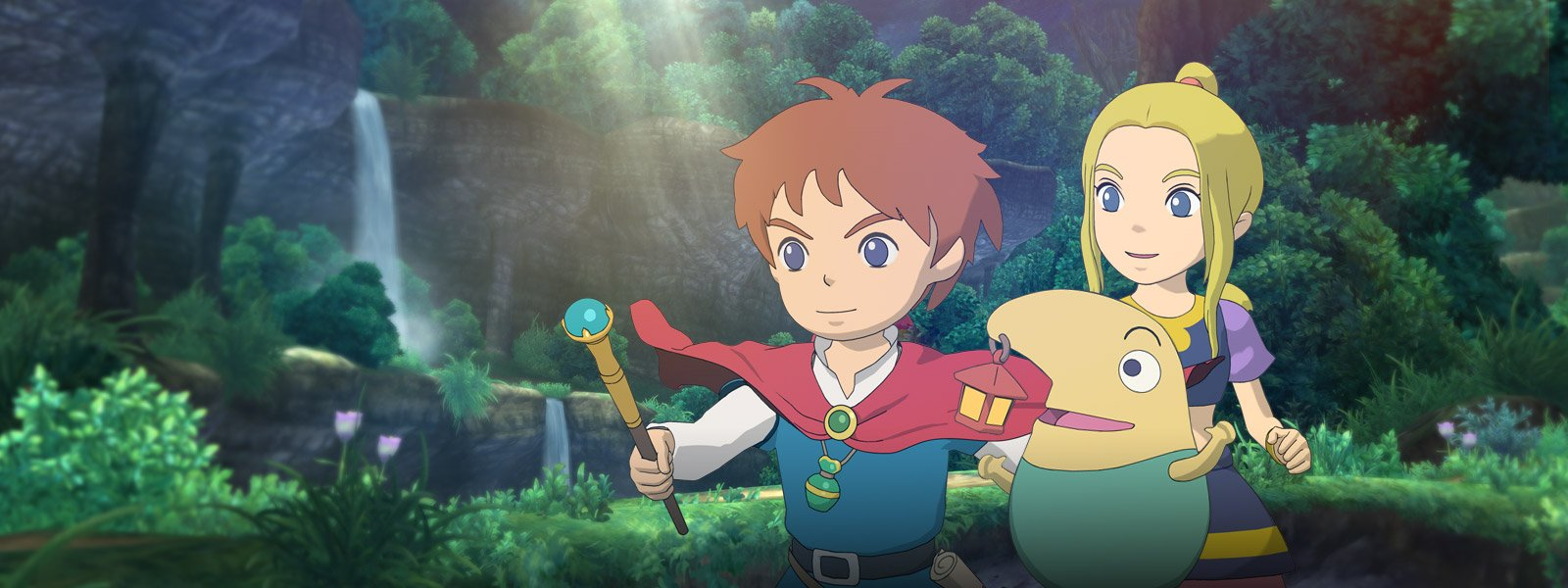 Ni no Kuni and Kids' Games: Simplicity without Patronizing 2