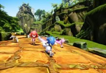 SEGA Brings Back Xtreme With Sonic Boom