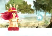 Child Of Light Out April 30th