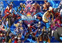 Blazblue Eaton Centre Tournament Today - 2014-03-28 14:47:33