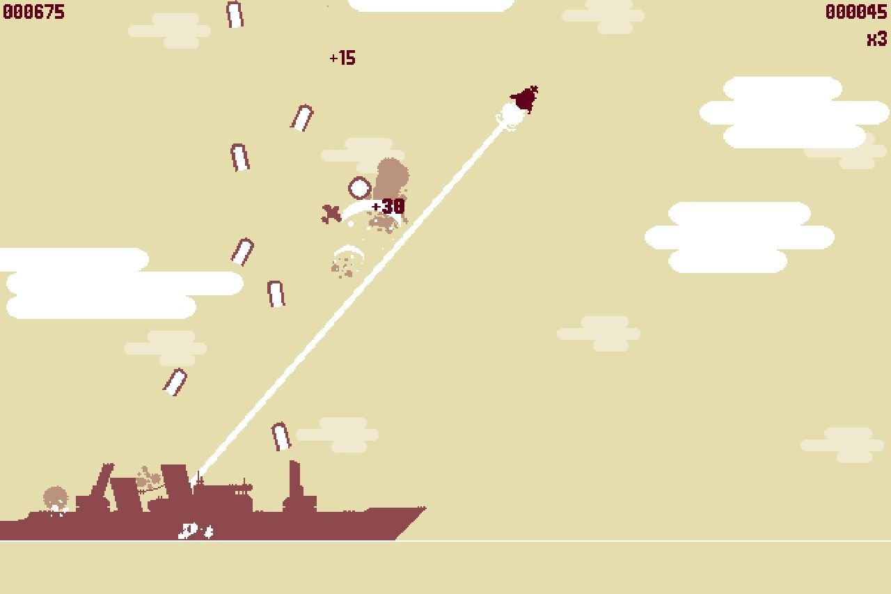 luftrausers insert1 Luftrausers (PC) Review game reviews  Shmup Luftrausers indie arcade action