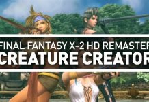 Final Fantasy X-2 HD Remaster: Creature Creator (First NA Look) - 2015-09-28 14:36:00