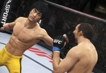 New Character Announced for Upcoming UFC 2014 game - 2014-04-07 14:01:24